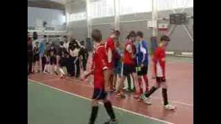 Очередной этап турнира по мини-футболу на призы депутата ГД А.А. Ищенко