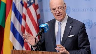 أخبار عربية - دي ميستورا يجتمع مع الروس يوم الإثنين و #أمريكا لن تشارك