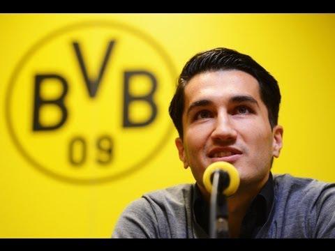 Nuri Sahin Back At Borussia Dortmund | Turkish Star In Real Madrid Loan Deal