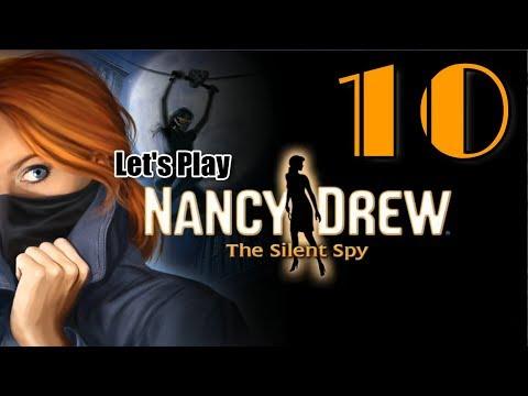 Nancy Drew 29: The Silent Spy [10] w/YourGibs - HACK EWAN'S COMPUTER
