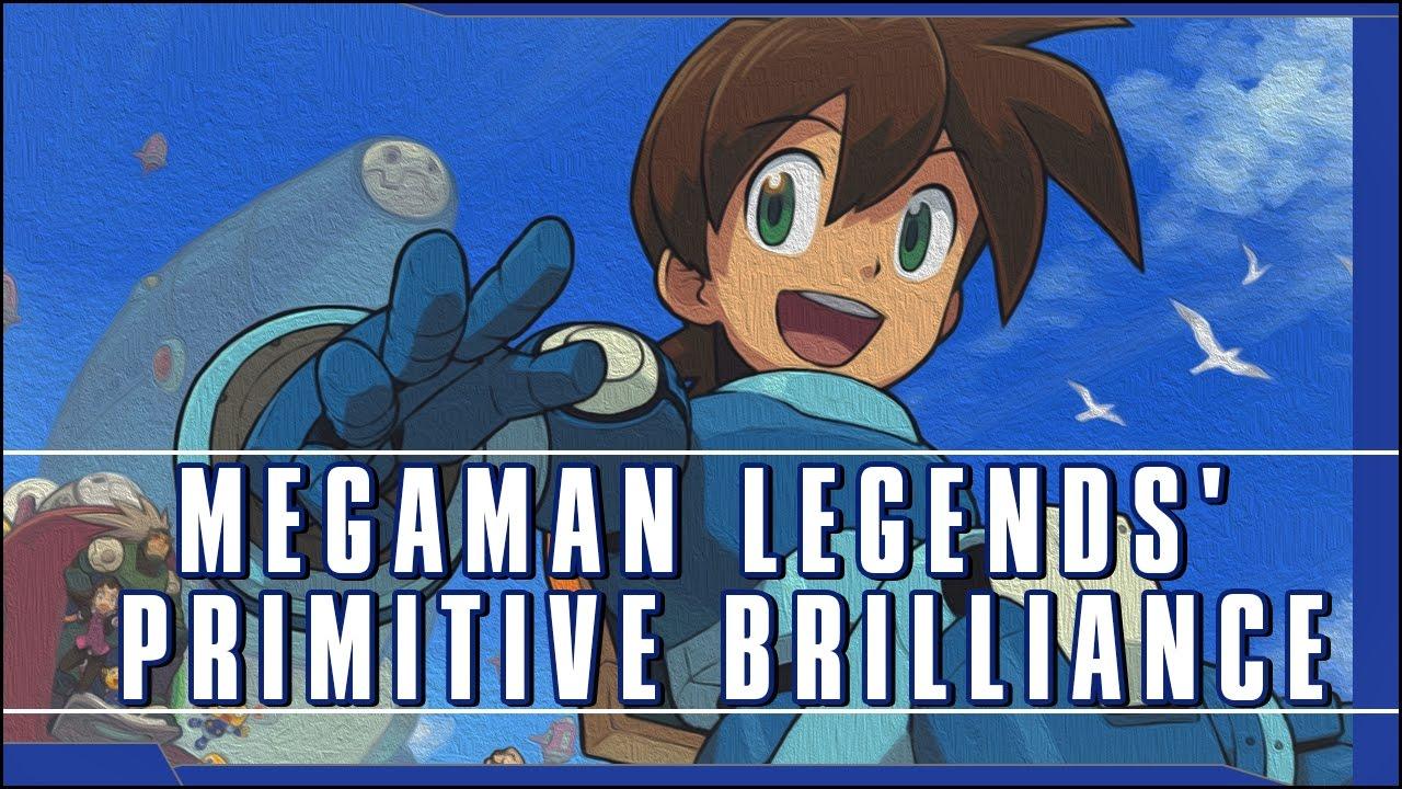 Download Mega Man Legends' Primitive Brilliance