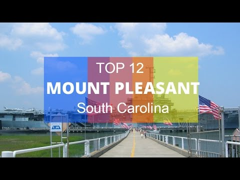 Top 12. Best Tourist Attractions in Mount Pleasant - South Carolina