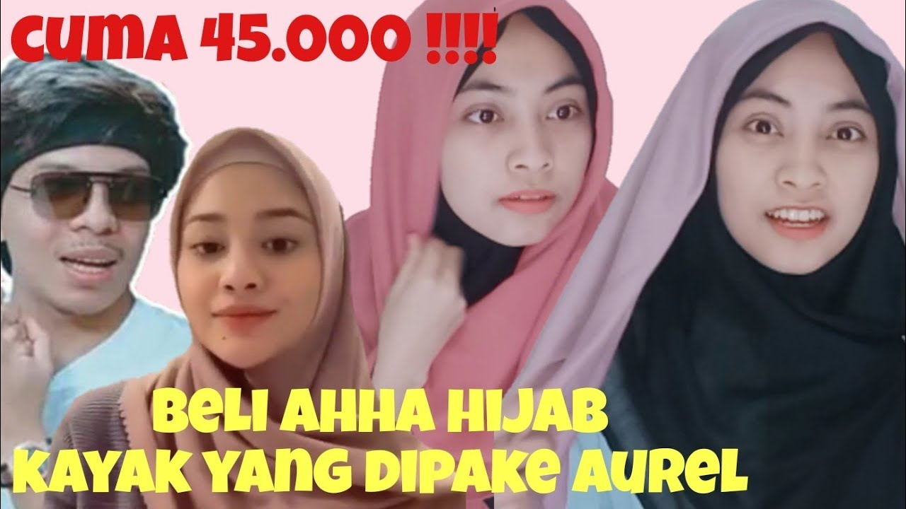 REVIEW AHHA HIJAB PUNYA BANG ATTA HALILINTAR