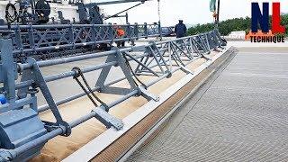 World's Fastest Modern Road Construction Machines - Amazing Extreme Asphalt Paving Machine ▶ 2