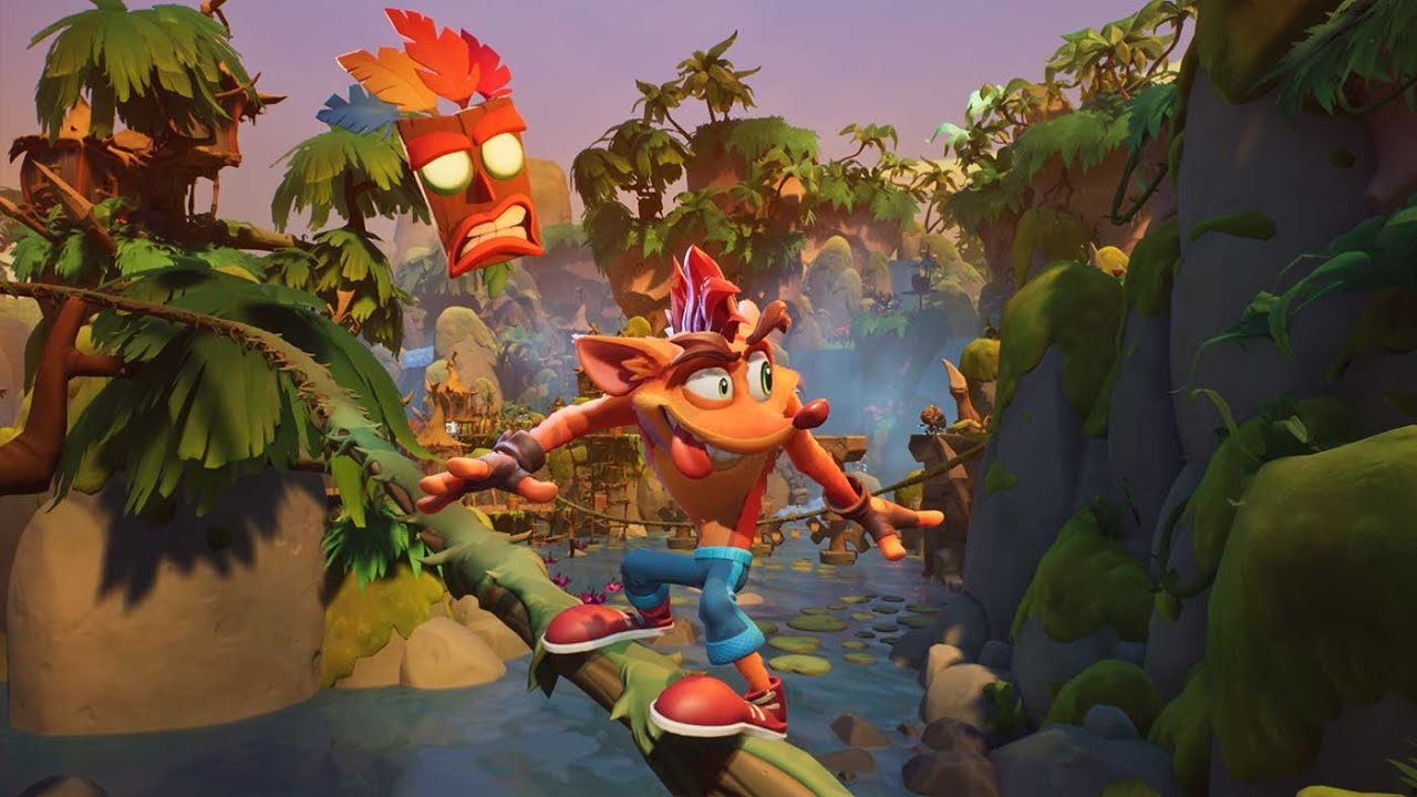 Crash Bandicoot 4: It's About Time Reveal Trailer