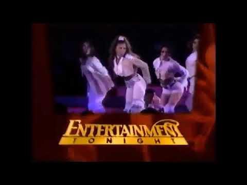 (1993) Entertainment Tonight - Janet Jackson Tour