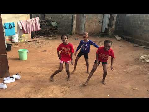 Happy African Kids ( Dream Catchers) Dance To Ayo - DNA Twins