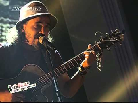THE VOICE Philippines : Darryl Shy 'Danny's Song' Live Performance