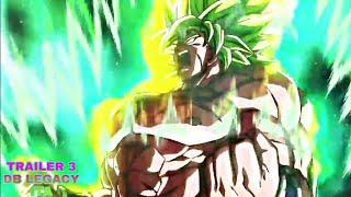 Dragon Ball Super: Broly Trailer 3 In Italiano (DB LEGACY)