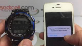 Quark Akıllı Saat (Smart Watch) QU-14648-A B inceleme