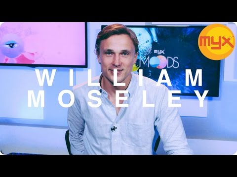 William Moseley Talks About The