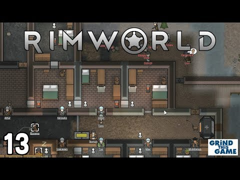 Rimworld 1 0 - Avoiding Infestations & Sappers #13 - Boreal