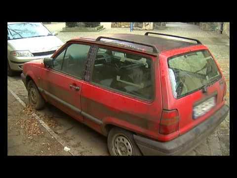 Chwalebne Porzucone auta na złom. - YouTube VY57