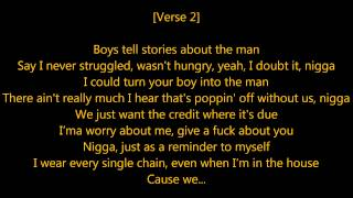 Drake - Started From The Bottom (Lyrics) (HQ)