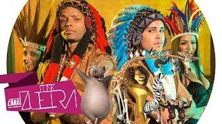 Смотреть клип Mc Zaac E Jerry Smith - Tribo Das Danadas