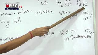 CA- IPCC -GROUP 1 -INDIRECT TAX -CUSTOMS DUTY  PART 2 -CHARTERED ACCOUNTENT