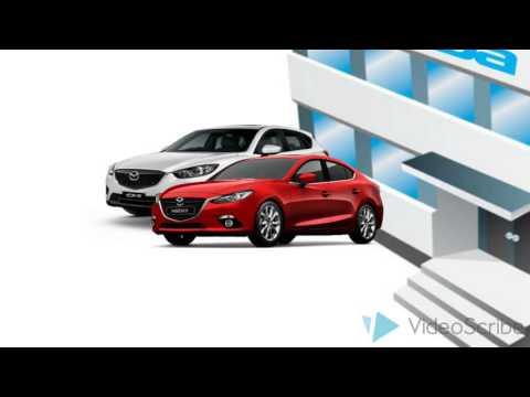 Mazda Of North Miami Dealership Animated Promo