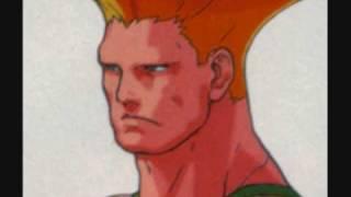 Street Fighter EX Plus @ OST Strange Sunset (Theme of Guile & Allen)