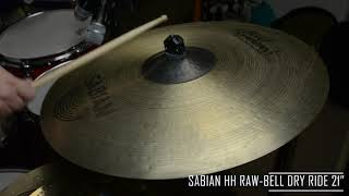7 Ride Cymbal Comparison & Morph