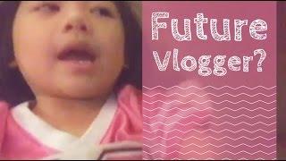 Future vlogger?