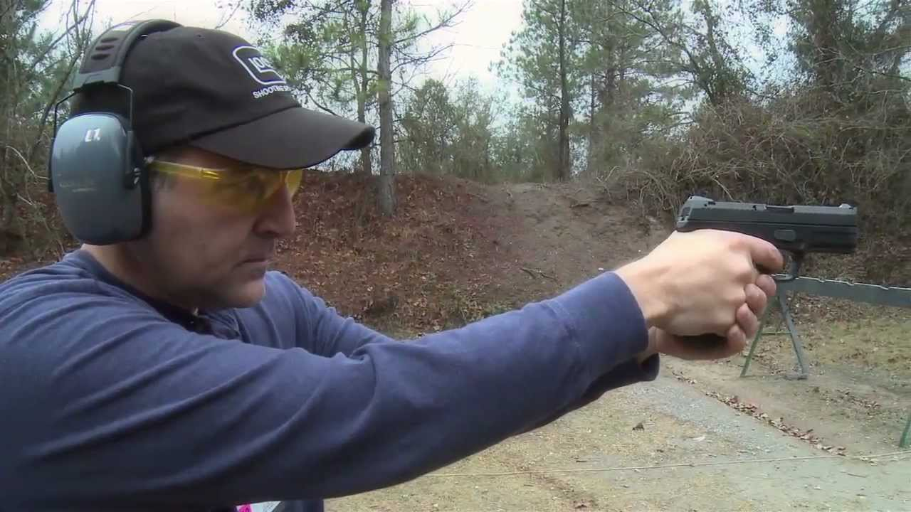 Steyr M9-A1 Glock Killer? A Range Review Part 1 Carry Concealed Show