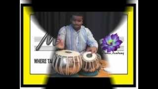 Indian Tabla at MADA Music and Dance School London