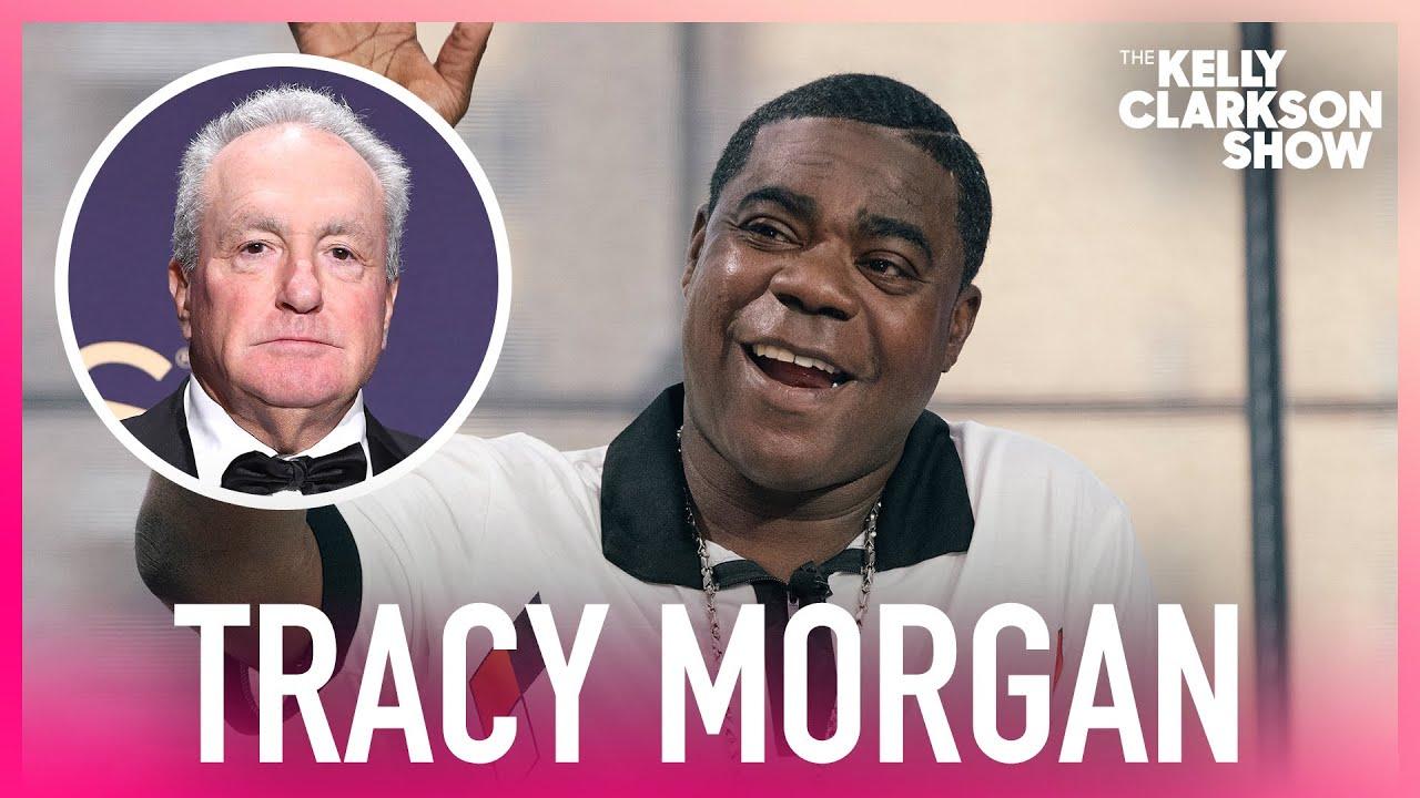 Tracy Morgan Owes 'SNL' Creator Lorne Michaels $14