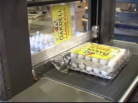 eggs packaging machine