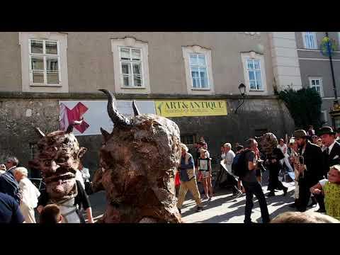 Salzburg Music Festival Parade