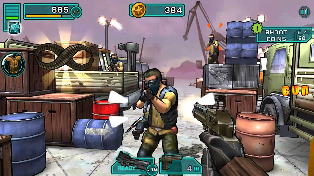 ���� Major GUN : war on terror v3.5.5 ����� ����� (�����)