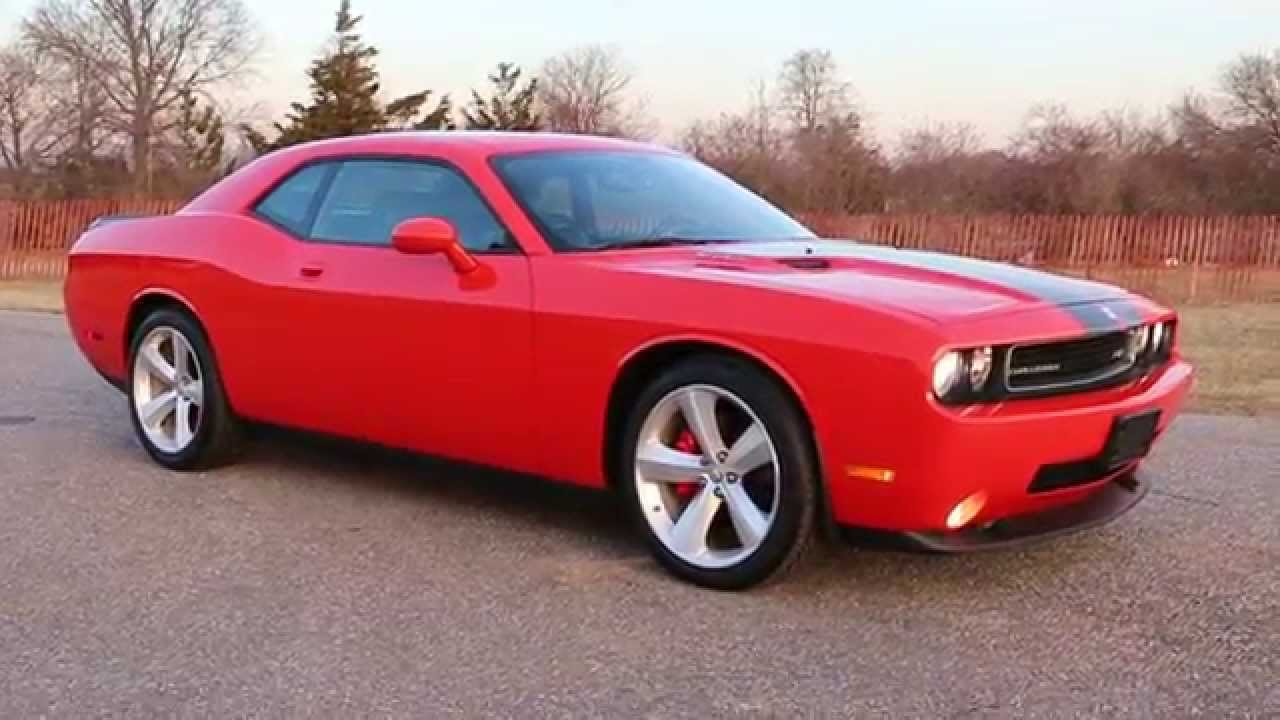 2009 dodge challenger srt8 for sale 6 1l hemi auto moon uconnect navigation loaded youtube. Black Bedroom Furniture Sets. Home Design Ideas