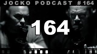 Jocko Podcast 164 w/ Echo Charles: Psychology For The Fighting Man.