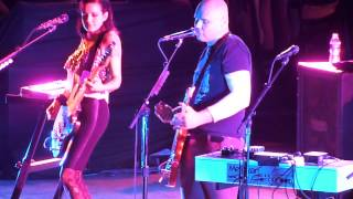 The Smashing Pumpkins - My Love Is Winter and One Diamond, One Heart, Patriot Center Live, 12/9/12