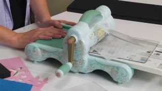 Crafts Inspiration With The New Sizzix Big Shot
