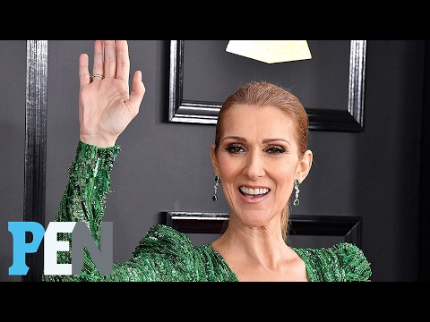 Céline Dion Dishes On Feeling 'Sexy' & 'In Charge' At The Grammys | PEN | People