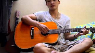 Anh mơ - guitar cover