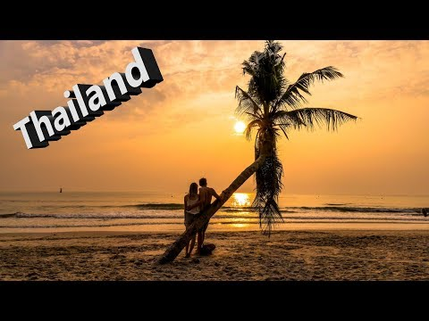 Asia Travel | Thailand - Hua Hin | Sarah & Kevin