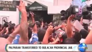 NewsLife: Palparan transferred to Bulacan Provincial Jail || Aug. 18, 2014