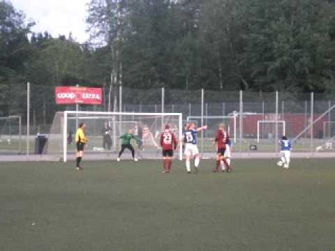 Långholmen FC equalise v Boo FF