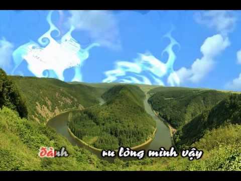 Noi Nho Mua Dong - music karaoke