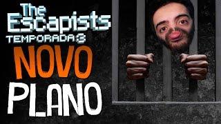 THE ESCAPISTS TEMPORADA 3 EP 8 UM PLANO DE FUGA TOTALMENTE NOVO!