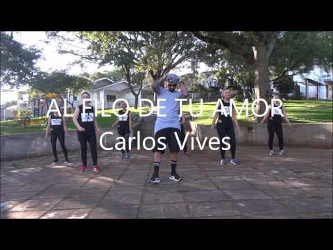 Al Filo de tu Amor - Carlos Vives - Coreografia l Cia Art dance