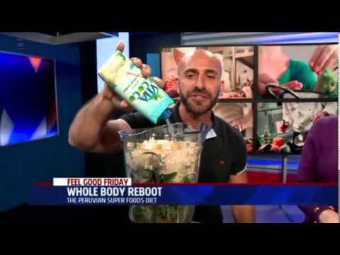 Fox40 Sacramento: The Peruvian Superfoods Diet to Supercharge Fat Loss