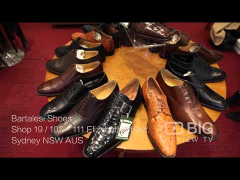 Bartalesi Shoes A Shoe Stores In Sydney Selling Top Quality Footwear