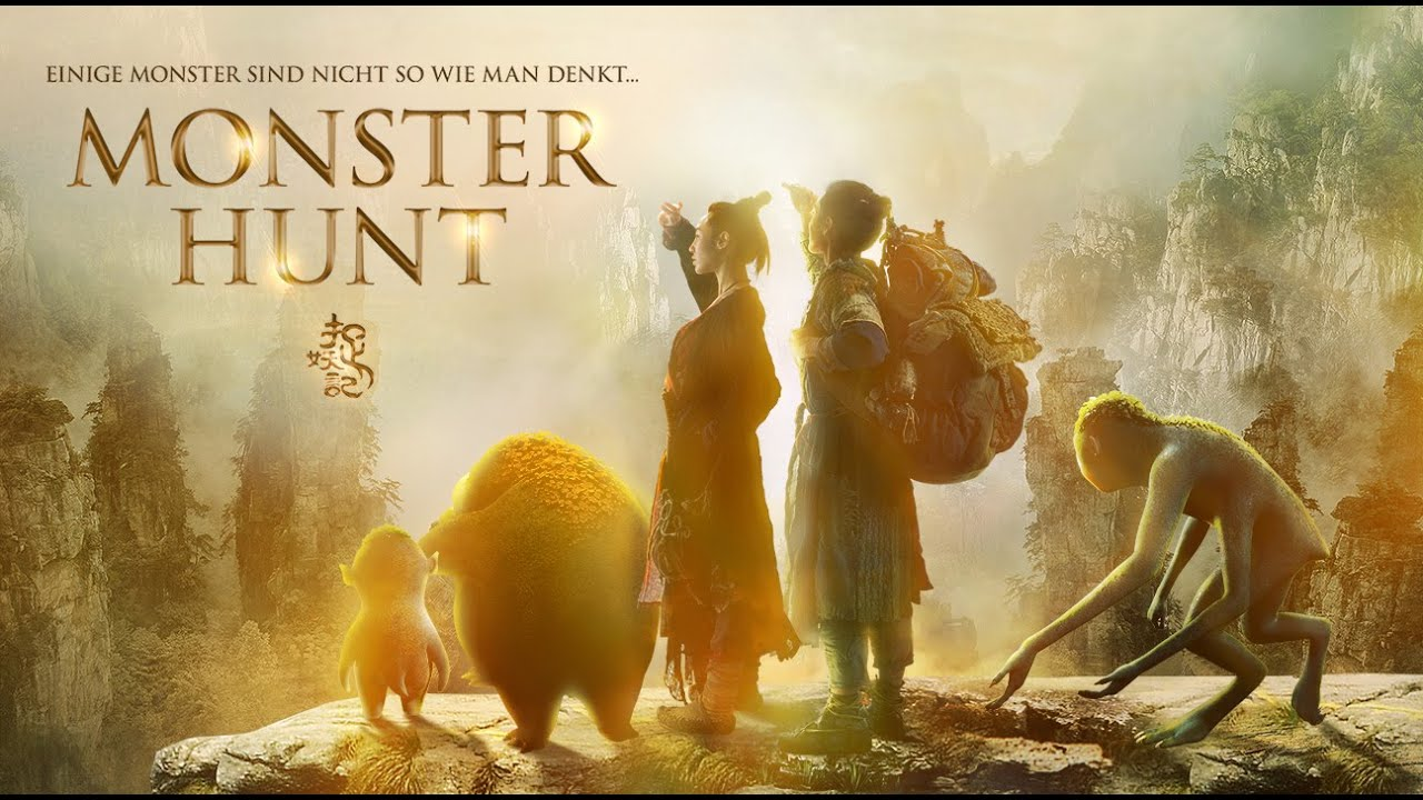 monster hunt stream deutsch