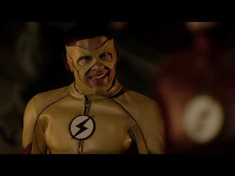 The Flash Season 3 Episode 12 (Untouchable) In English