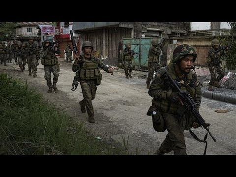 Philippines Fights Islamic Militants in Marawi