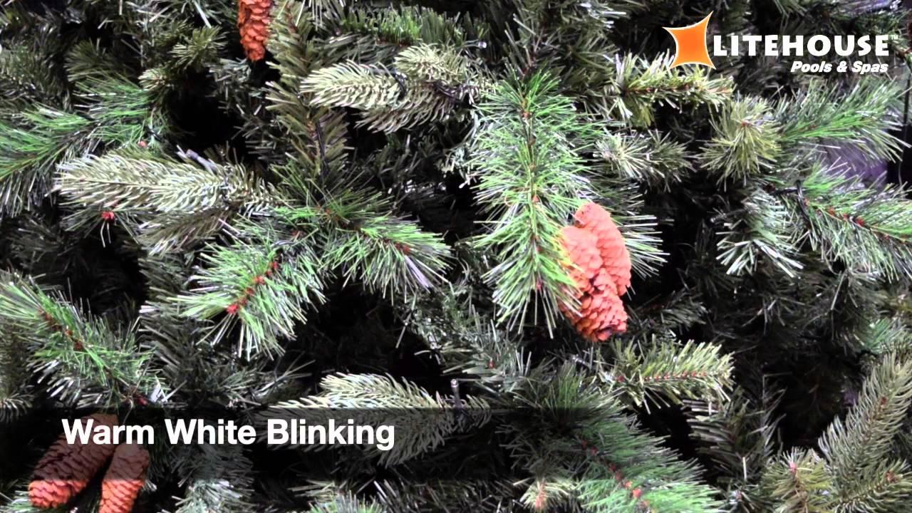 LED Christmas Tree Light Demo