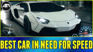 Need For Speed : BEST CAR IN THE GAME!!! (Liberty Walk Lamborghini Aventador)