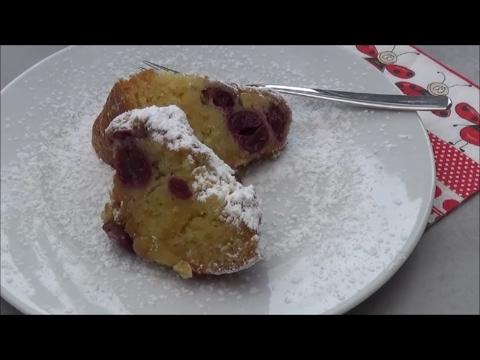 Thermomix Tm 5 Saftiger Kirsch Marzipan Kuchen Aus Dem Varoma
